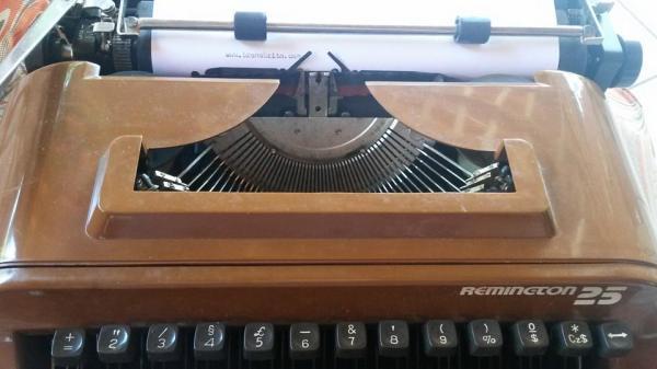 Meu primeiro teclado QWERTY