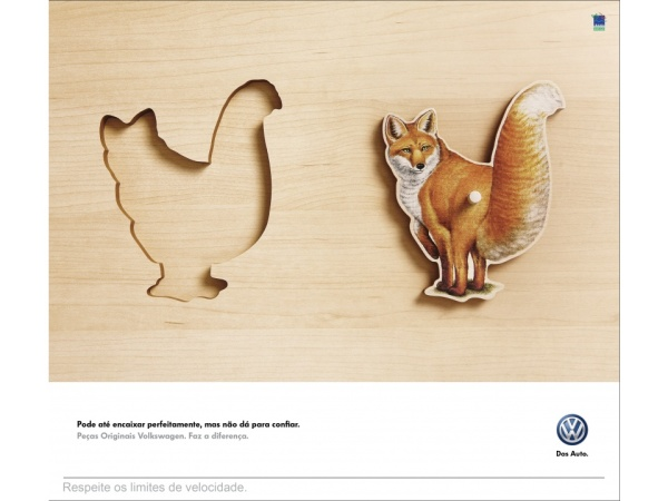 Ouro - Volkswagen - AlmapBBDO, Brasil